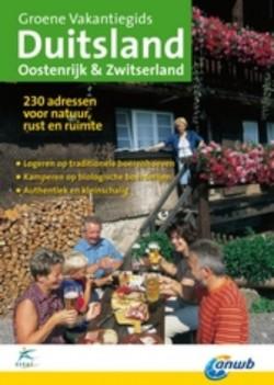 ANWB Vakantiegids Duitsland, Oostenrijk en Zwitserland
