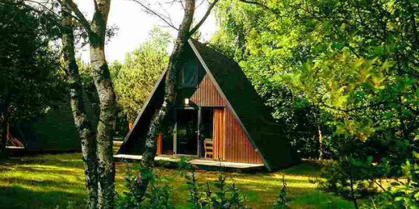 Bungalow Penta op Park Molenheide in België is voor 5 personen. vakantiesvoorgrotegezinnen.nl