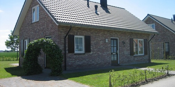 Bungalowpark de Friese Wadden vakantiehuis type Panorama 6persoons vakantiesvoorgrotegezinnen