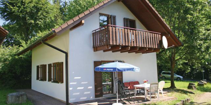 Geliefd vakantiehuis voor grote gezinnen met 8 personen in Duitsland