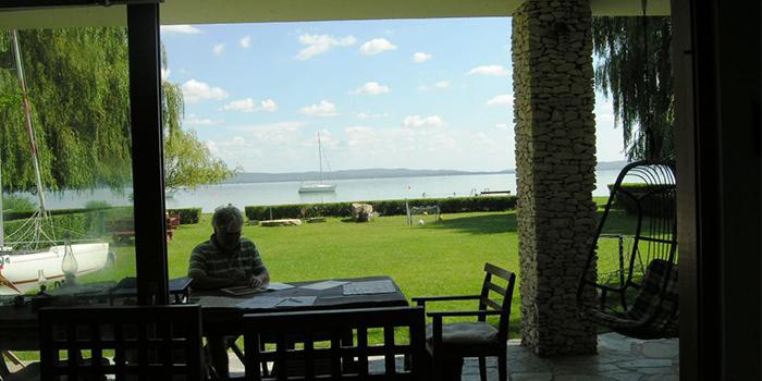 Luxe vakantiehuis aan Balatonmeer voor 8 personenVakanties voor ...