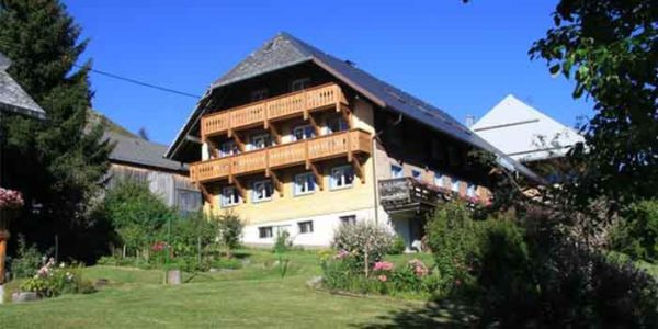 Ruim vakantiehuis voor grote gezinnen met 10 personen in Schwarzwald Duitsland