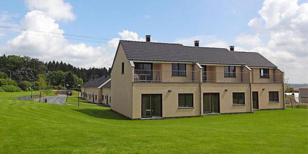 Compleet vakantiehuis voor grote gezinnen met 6 personen in Hosingen Luxemburg