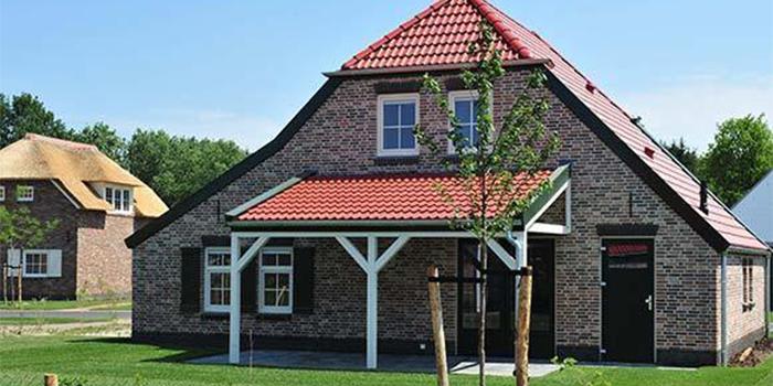 luxe vakantiehuis voor 9 personen met sauna en