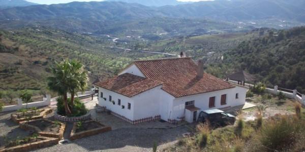 Vakanties voor grote gezinnen Finca el Moralejo Ginoux voor 6 personen geschikt met zwembad