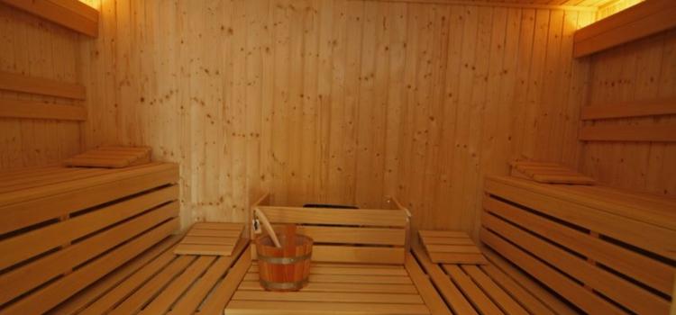 Houten vakantiehuis voor 12 personen met sauna en jacuzzi for Vakantiehuis met jacuzzi