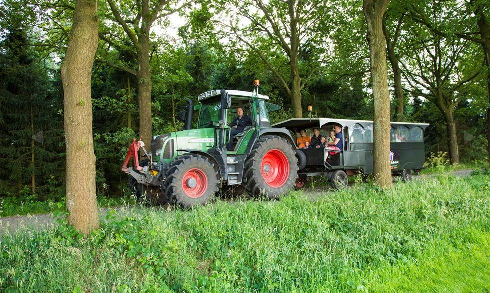 Tractor huren drenthe
