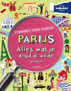 Lonely Planet kids Parijs