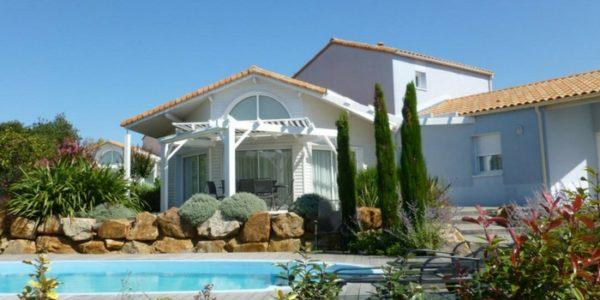 vakantiehuis voor 8 personen met zwembad