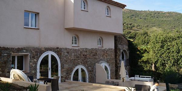 Vakantiehuis voor grote gezinnen Prat l'Estagnol 19 Hameau des Claudins in Frankrijk voor 6 personen - vakantiesvoorgrotegezinnen.nl