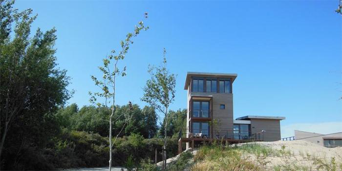 Luxe Strandhuis Voor 8 Personen Op Beachresort Punt Westvakanties