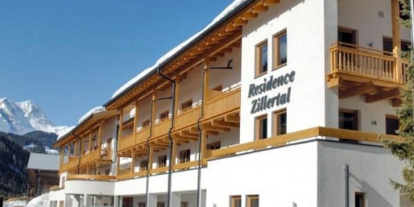 Appartement Residence Zillertal Gerlos Oostenrijk TypeC voor 6 personen, vakantiesvoorgrotegezinnen