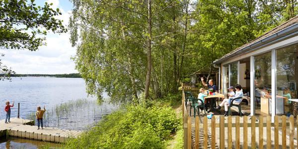 Speciale bungalow voor kids in safarisfeer. Met afgesloten tuintje. En helemaal ingericht voor kleinere kinderen. Via vakantiesvoorgrotegezinnen.nl