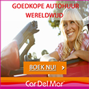 CarDelMar autohuur - wereldwijd