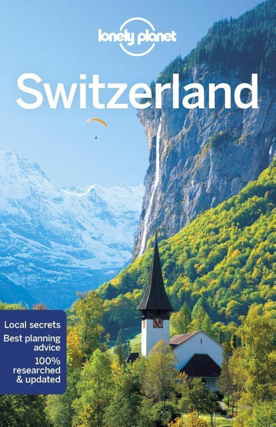 Lonely Planet Zwitserland