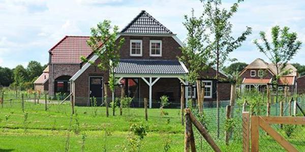Vakantiehuis voor grote gezinnen met 9 personen in Limburg Nederland