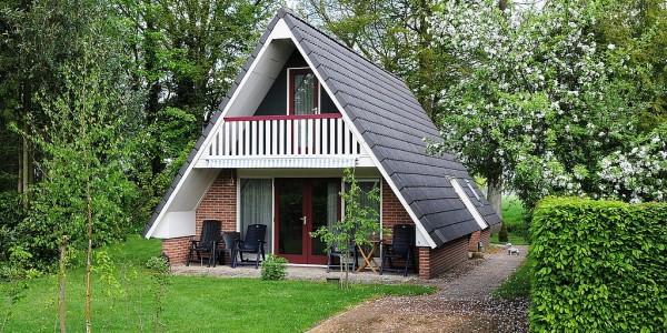 Zespersoons vakantiewoning op vakantiepark Buitenplaats In Den Olden Bongerd nabij Winterswijk vakantiesvoorgrotegezinnen.nl