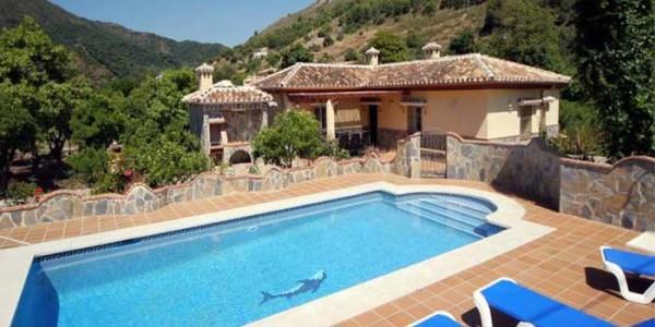 Vakanties voor grote Gezinnen Villa Los Santos voor 6 personen met zwembad