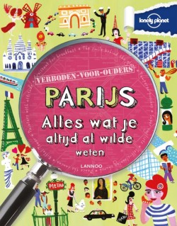 Lonely Planet kids Parijs