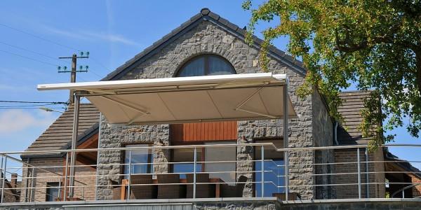 Het luxe vakantiehuis Nicole in de Belgische Ardennen heeft een eigen sauna en is voor 8 personen - vakantiesvoorgrotegezinnen.nl