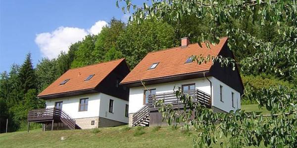 Vrijstaande vakantiewoning voor 6 personen op villapark Green Valley in het Reuzengebergte van Tsjechië - vakantiesvoorgrotegezinnen.nl